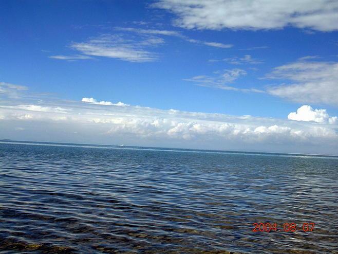 代青塔娜——青海湖